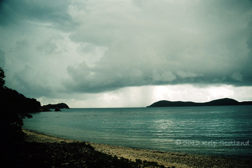 Heavy Skies, Peter Island
