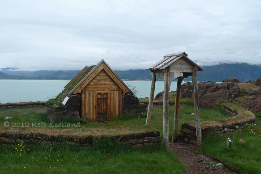 Replica Viking Chapel