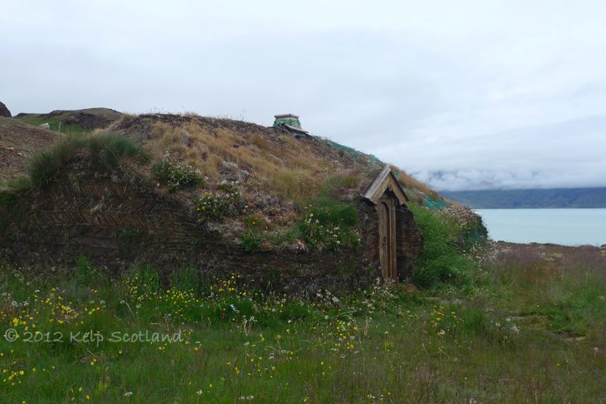 Replica Viking Longhouse