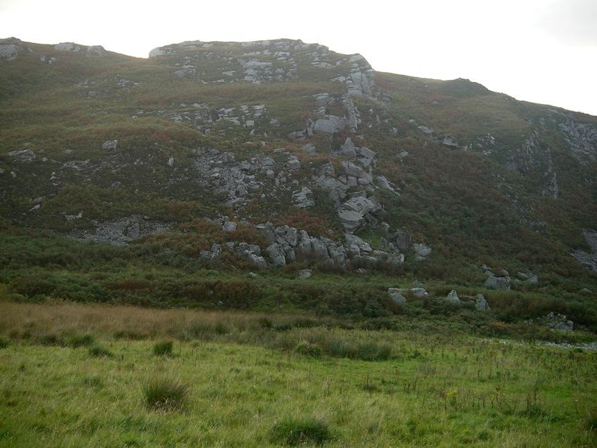 Maclean's Skull (1), Glen Garrisdale