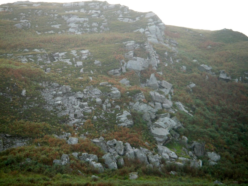 Maclean's Skull (2), Glen Garrisdale