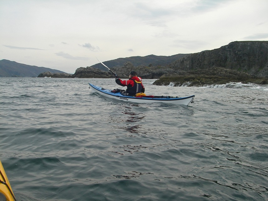 Approaching Corryvreckan