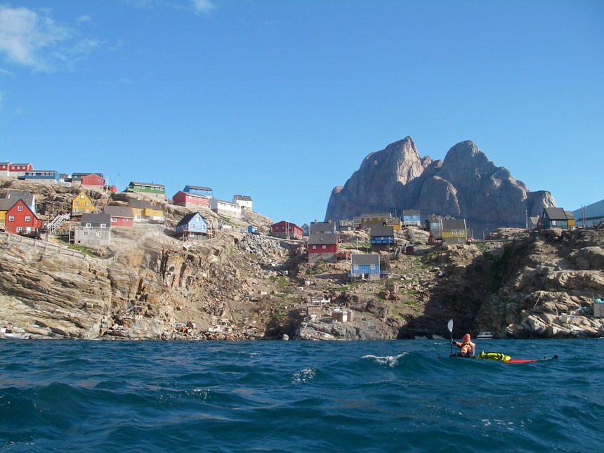 South coast of Uummannaq
