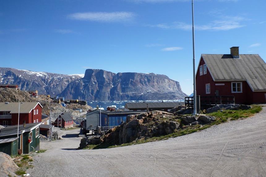 Storeon from Uummannaq