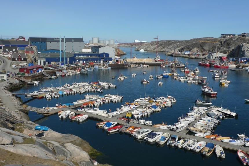 Illulisat Harbour