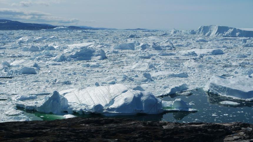 Illulisat Ice Fjord