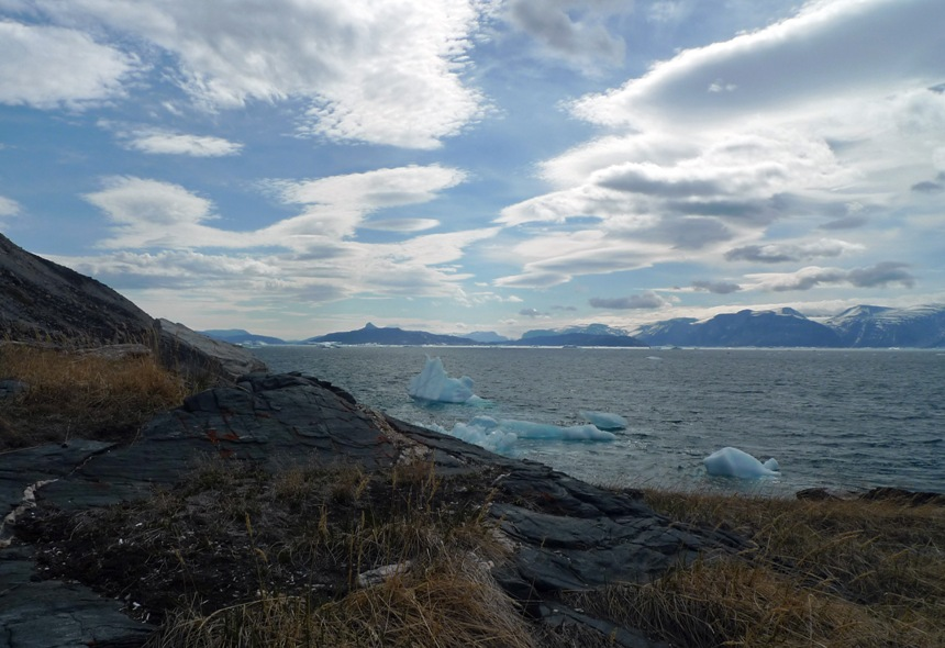 Lenticular Sky, Uummannaq Fjord