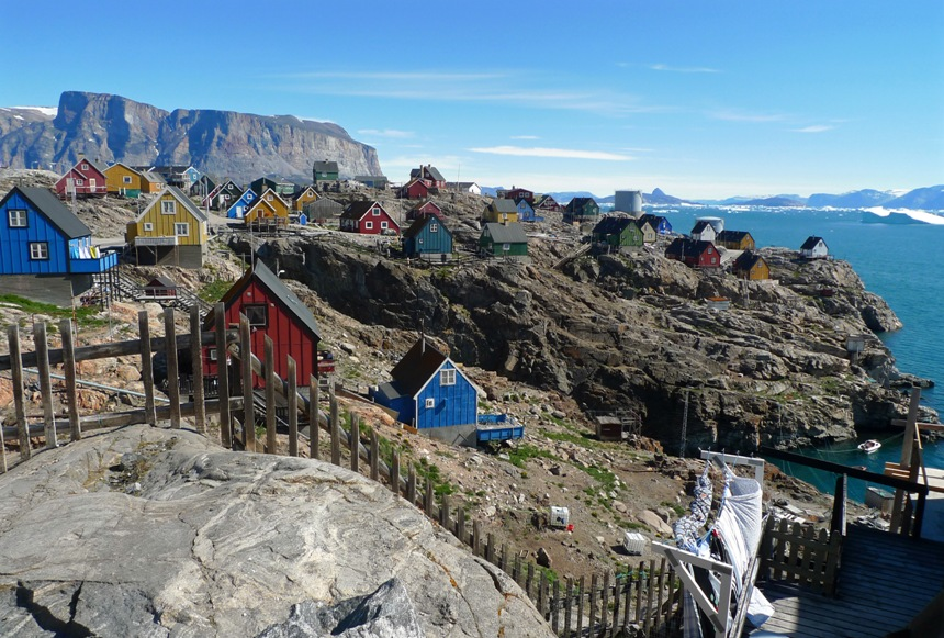 Storeon and Ikerasak from Uummannaq